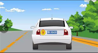 驾驶这种自学直考机动车上路学习驾驶需要符合什么条件?