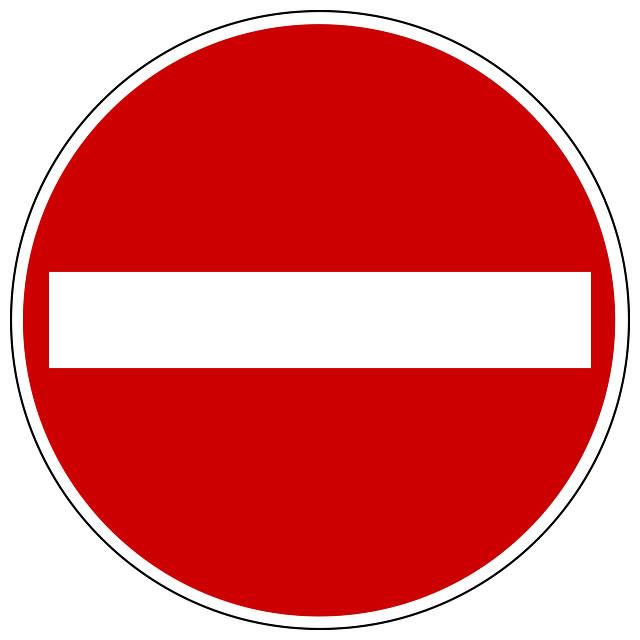这个标志提示应该注意什么?