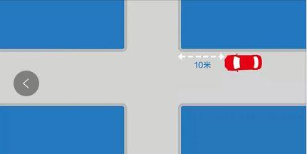 在图中位置停车会被记多少分