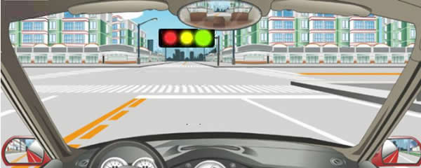 驾驶机动车进入左侧车道可以掉头。