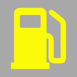机动车仪表板上(如图所示)亮时,提醒发动机需要补充机油。